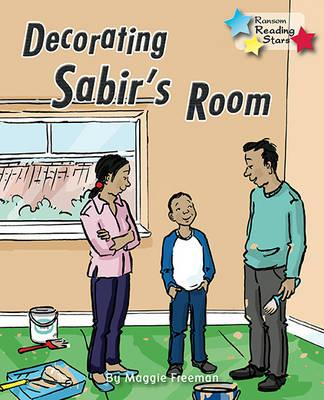 Decorating Sabir's Room (BOK)