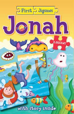 First Jigsaws Jonah (BOK)