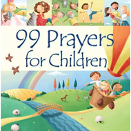 99 Prayers for Children (BOK)