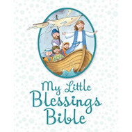 My Little Blessings Bible (BOK)
