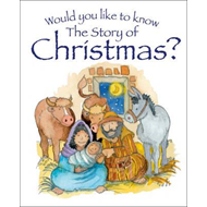 Would You Like to Know the Story of Christmas? (BOK)