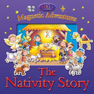 Magnetic Adventures - The Nativity Story (BOK)