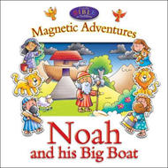 Magnetic Adventures - Noah and his Big Boat (BOK)
