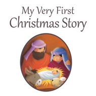 My Very First Christmas Story (BOK)