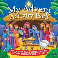 My Advent Activity Pack (BOK)
