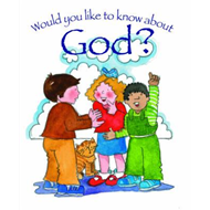 Produktbilde for Would you like to know God? (BOK)