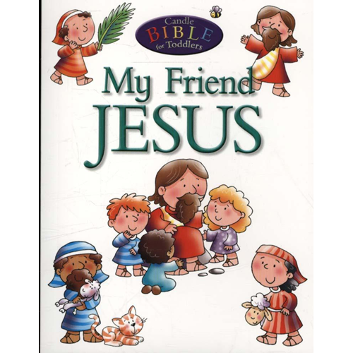 My Friend Jesus (BOK)
