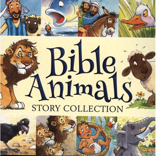 Bible Animals Story Collection (BOK)