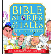 Bible Stories & Tales Blue Collection (BOK)