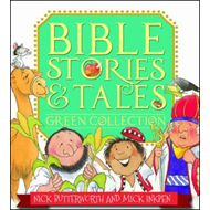 Bible Stories & Tales Green Collection (BOK)