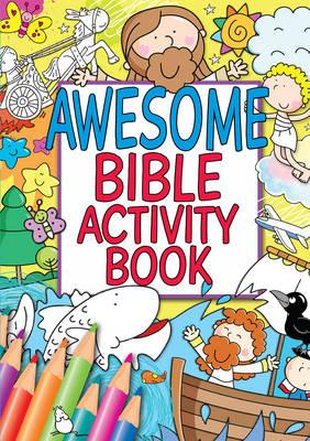 Awesome Bible Activity Book (BOK)