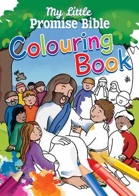 My Little Promise Bible Colouring Book (BOK)
