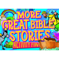 Produktbilde for More Great Bible Stories (BOK)