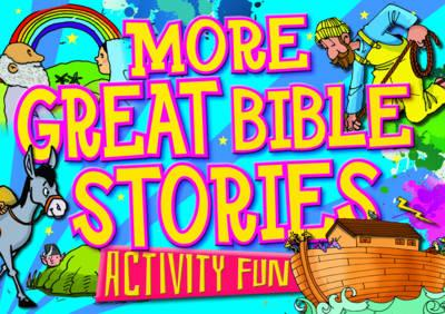 More Great Bible Stories (BOK)