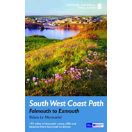 South West Coast Path: Falmouth to Exmouth (BOK)