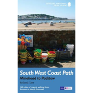 South West Coast Path: Minehead to Padstow (BOK)