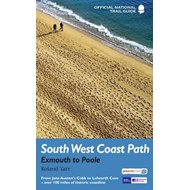 Produktbilde for South West Coast Path: Exmouth to Poole (BOK)