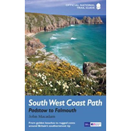 South West Coast Path: Padstow to Falmouth (BOK)