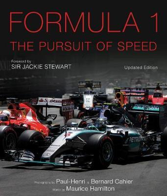 Formula One: The Pursuit of Speed (BOK)