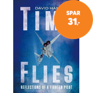 Produktbilde for Time Flies - Reflections of a Fighter Pilot (BOK)