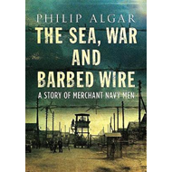 Produktbilde for Sea War And Barbed Wire (BOK)
