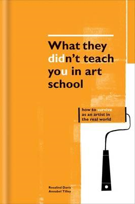 What They Didn't Teach You in Art School (BOK)
