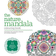 Nature Mandala Colouring Book (BOK)