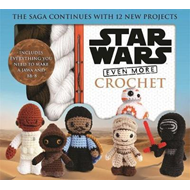 Even More Star Wars Crochet Pack (BOK)