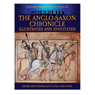 Produktbilde for Anglo-Saxon Chronicle: Illustrated and Annotated (BOK)