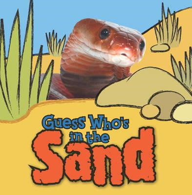 Guess Who's in the...Sand (BOK)
