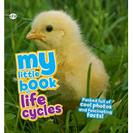 My Little Book of Life Cycles (BOK)