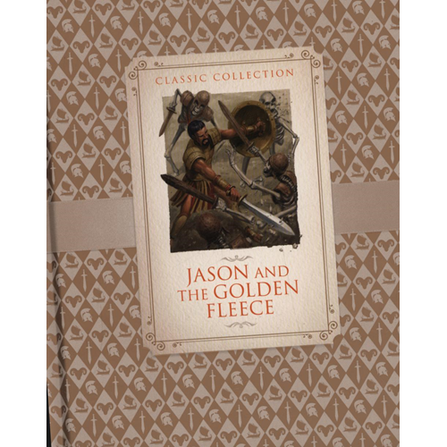Classic Collection: Jason & the Golden Fleece (BOK)