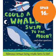 Produktbilde for Could a Whale Swim to the Moon ? (BOK)