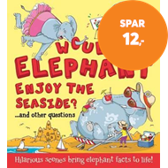 Produktbilde for What If: Would an Elephant Enjoy the Seaside? (BOK)