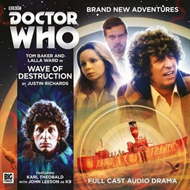 Fourth Doctor Adventures 5.1: Wave of Destruction (BOK)