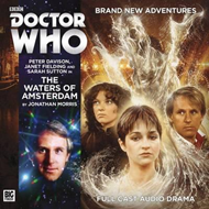 Doctor Who Main Range 208 - The Waters of Amsterdam (BOK)