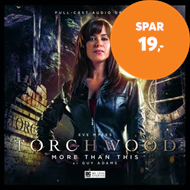 Produktbilde for Torchwood - 1.6 More Than This (BOK)