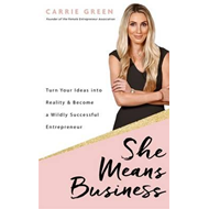 She Means Business (BOK)