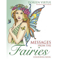 Messages from the Fairies Colouring Book (BOK)