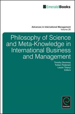 Philosophy of Science and Meta-Knowledge in International Business and Management (BOK)
