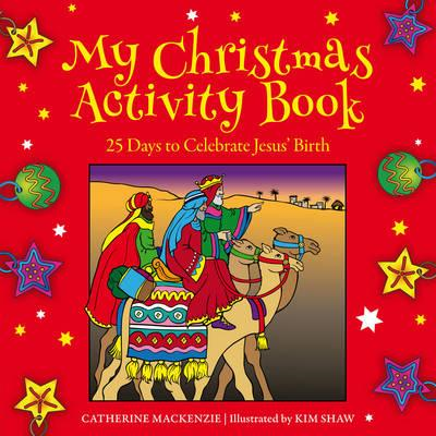 My Christmas Activity Book (BOK)