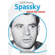 Spassky: Move by Move (BOK)