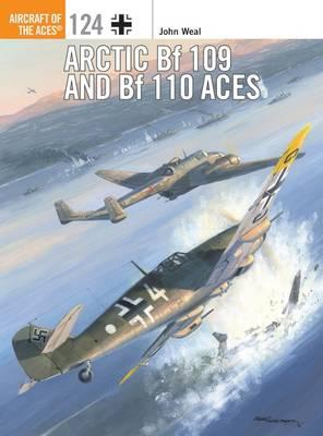 Arctic Bf 109 and Bf 110 Aces (BOK)