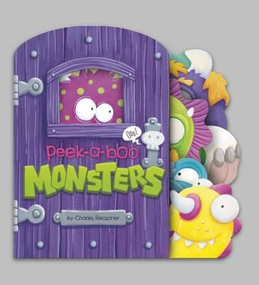 Peek-a-boo Monsters (BOK)