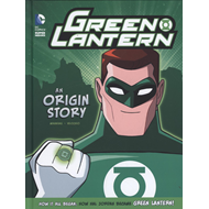 Green Lantern: An Origin Story (BOK)