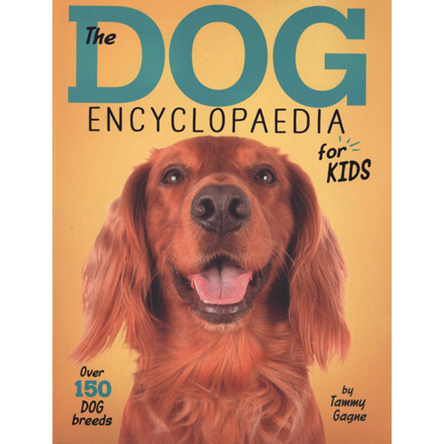 Dog Encyclopaedia for Kids (BOK)