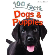 Produktbilde for 100 Facts - Dogs & Puppies (BOK)