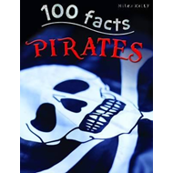 100 Facts Pirates (BOK)