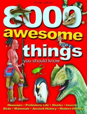 8000 Awesome Things You Should Know (BOK)