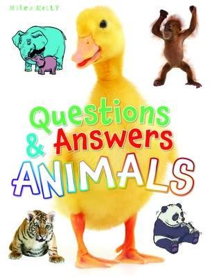 Questions and Answers Animals (BOK)